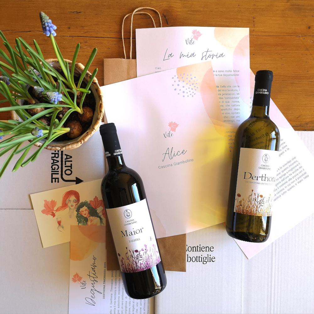 Vite Storie di Vino e di Donne